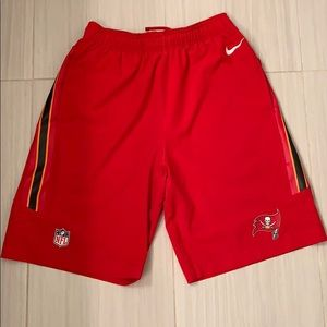 Nike Speedvent NFL Tampa Bay Buccaneers shorts